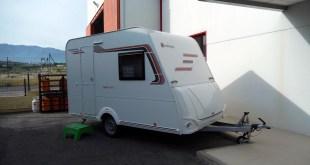 Caravana Sterckeman Easy 340CP, simplicidad, diversión y economía para viajar en pareja