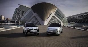 Los modelos de Fiat 500 y  Panda se preparan para recibir la nueva tecnología híbrida