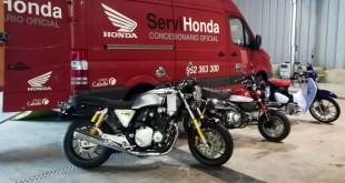 ServiHonda estará presente en Retro Málaga con tres motos que combinan deportividad, diseño y prestaciones, con un aire clásico