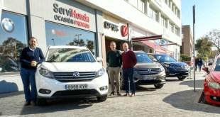 DFSK Málaga organiza unas jornadas de puertas abiertas para dar a conocer el nuevo SUV 580