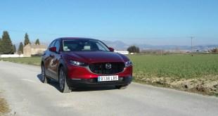 Mazda CX-30, un SUV de aspecto deportivo, con una mecánica eficiente y un acabado premium