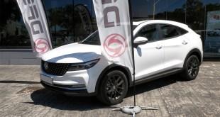 DFSK Málaga recibe el F5, el nuevo SUV deportivo de la marca asiática