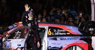 Dani Sordo vuelve a la competición este fin de semana en tierras italianas