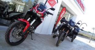 """Algunas de las """"Demo Bike"""" que podrán probar los clientes en la Open Week de Servihonda Fuengirola."""