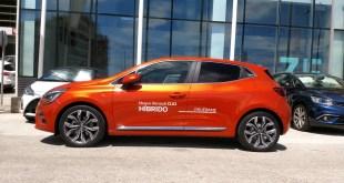 Renault Tahermo amplía la gama Clio con la incorporación de una versión Full Hybrid