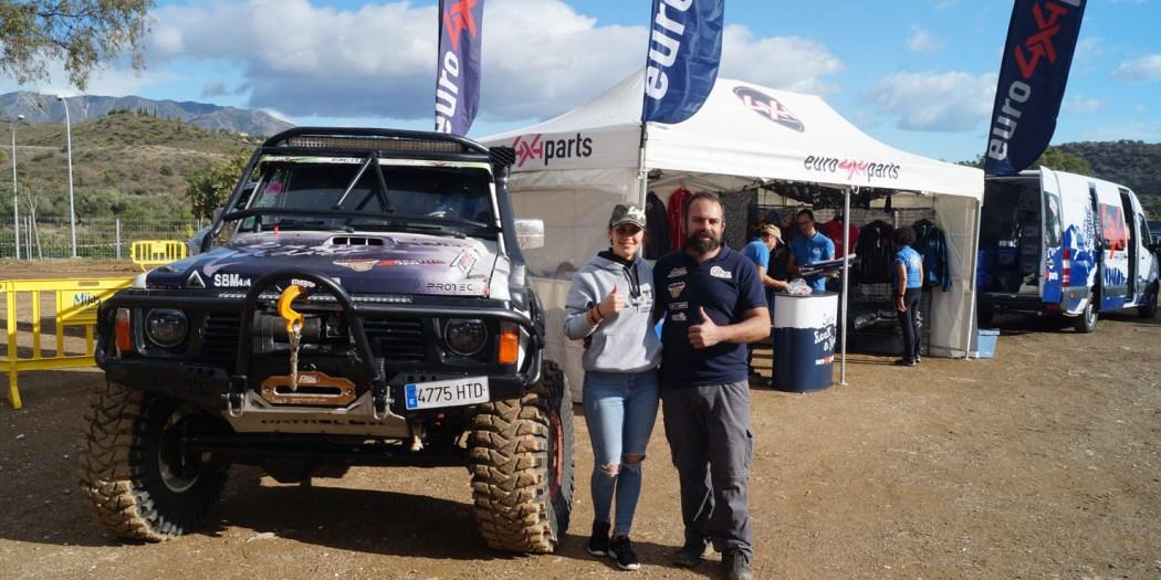 El equipo malagueño Team Zapatito 4x4, con Nissan Patrol, tenía previsto acudir a esta prueba.