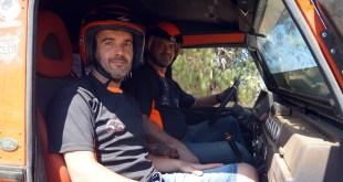 El Equipo La Mina 4×4 Extreme se prepara para su primera participación en el Nacional de Rallyes Todo Terreno