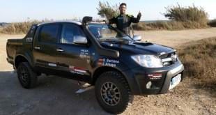 El equipo Team Salru Competición participará el próximo fin de semana en el Rally Cuenca Todo Terreno