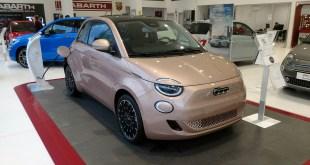 Nuevo Fiat 500e Eléctrico en Torino Motor.
