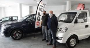 La nueva gama de vehículos industriales y comerciales de DFSK Málaga llega a Talleres P. Campos