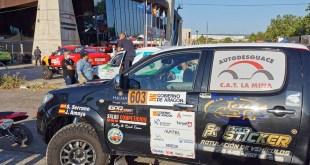El equipo Team Salru Competición supera las verificaciones y se prepara para participar en la Baja España Aragón 2021
