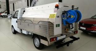 DFSK Málaga ya dispone en sus instalaciones del vehículo DFSK C31 adaptado para desatoros y desatascos