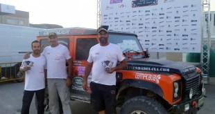 Tercera posición en regularidad para el equipo Escudería La Mina Competición en el Rally Todo Terreno Villa de Zuera 2021