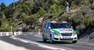 Disputado el Rally-Crono Ciudad de Enix, cuarta prueba puntuable para el Campeonato de Andalucía de la especialidad