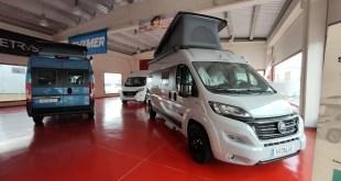 Autocaravanas Hidalgo recibe en sus instalaciones en Málaga y Sevilla la nueva serie especial Camper Hymer Free