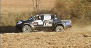 El equipo Team Salru comienza el Rally de Guadalajara 2021 imponiéndose con autoridad en la etapa prólogo