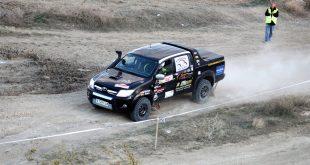 El equipo Team Salru en segunda posición en el Rally Todo Terreno de Cuenca tras la disputa de las dos primeras etapas