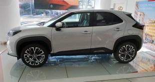 Toyota Cumaca Motor amplía la gama SUV con la incorporación del nuevo Yaris Cross Electric Hybrid