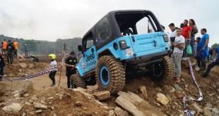 Álbum de Fotos Campeonato Ibérico 2018 Vanesa y Elisabeth Jeep Wrangler TJ Fimálaga MH Motor
