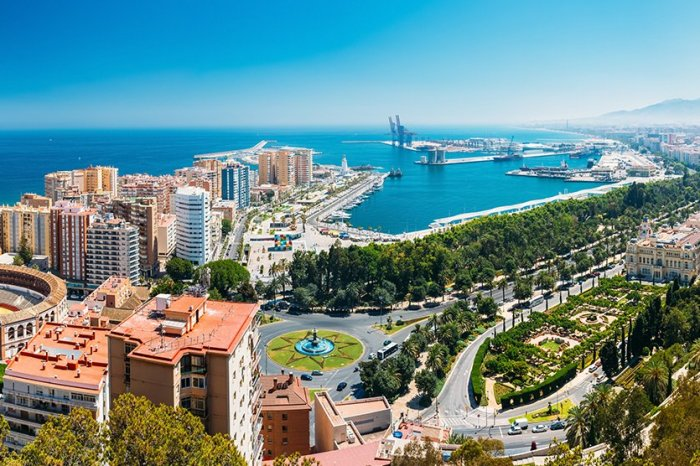 "★Free Welcome Erasmus City Tour★ ""by MSE Málaga"""