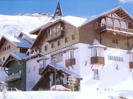 hotel in sierra nevada