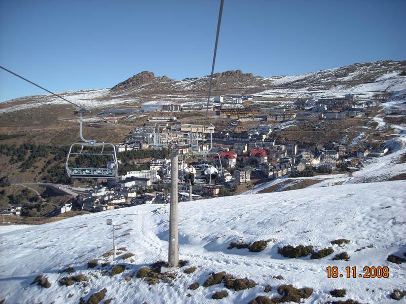 Sierra Nevada overview
