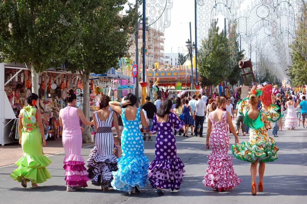 Festivals and fairs in August in Malaga - All you need to know