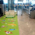 new security check in Malaga airport