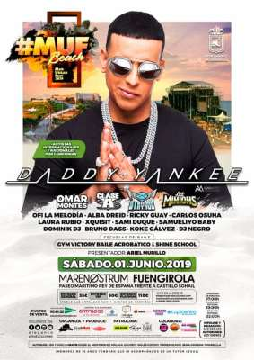 Mad Urban Fest in Fuengirola 2019