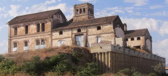 Cortijo Jurado haunted house n Malaga