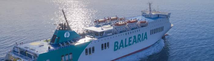 Fähre von Málaga nach Tanger
