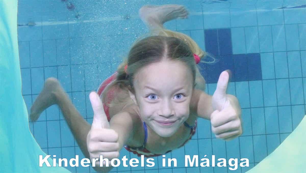Kinderhotels in Málaga - Mit Wasserrutschen, park und Alles Inklusive