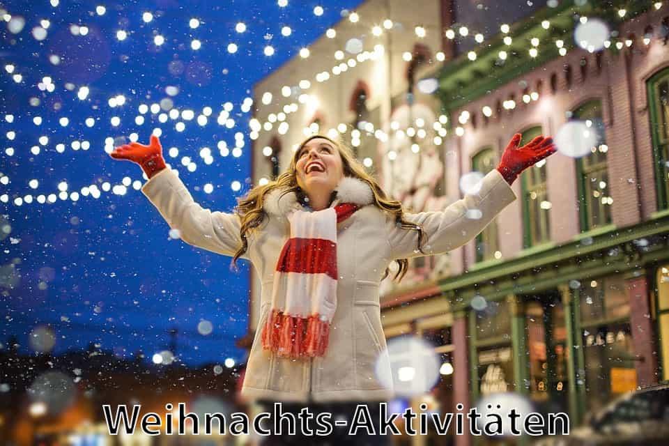 Weihnachts-Aktivitäten in Málaga - Attraktionen für Familien und Kinder