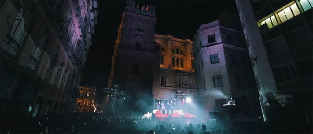 Weiße Nacht in Málaga am 18. Mai 2019 – Kulturelle Veranstaltung