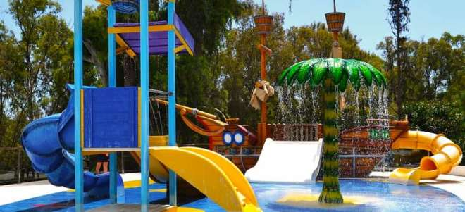 Family friendly hotel Roc Costa Park in Torremolinos