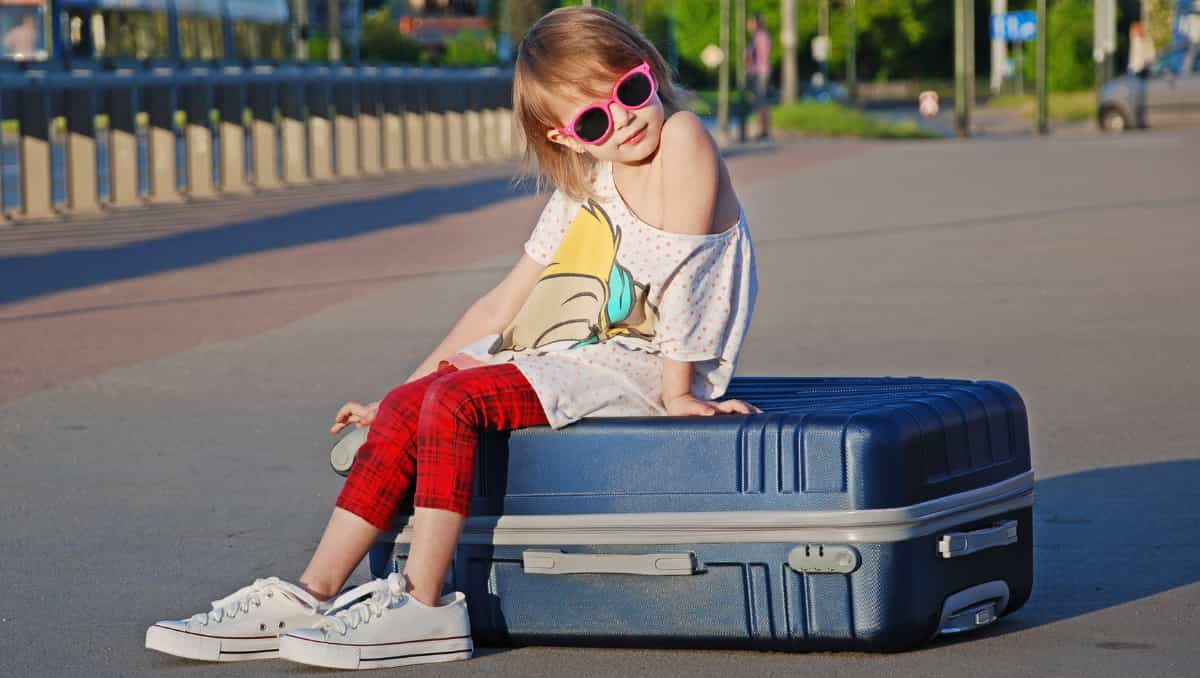 f7f651840 Viajar con niños en avión