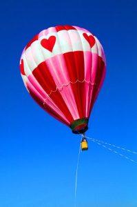 vuelo en globo sobre Ronda