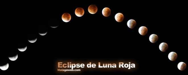 Eclipse de Luna Roja