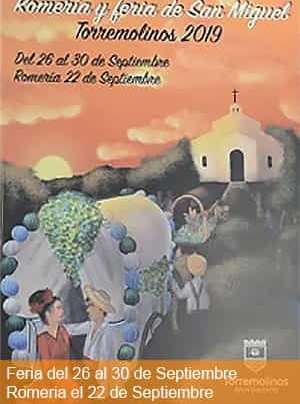 Feria y Romeria de San Miguel en Torremolinos