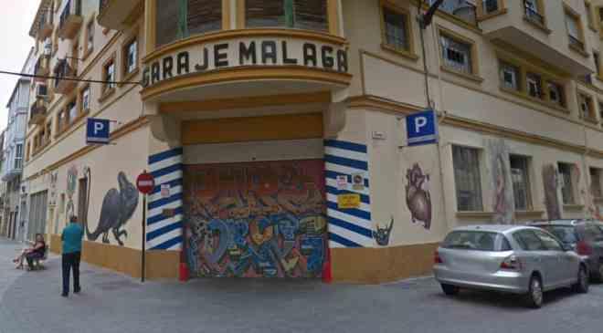 Garage Market en Málaga