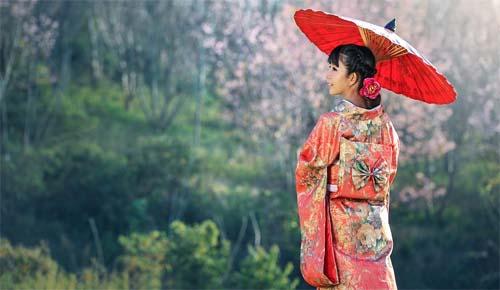 Taller de kimono japonés
