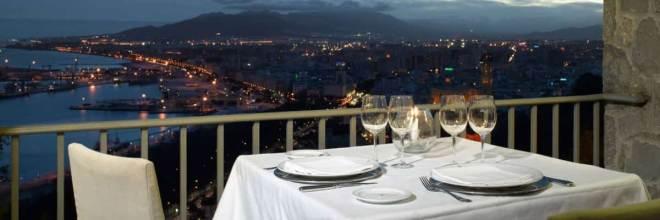 Restaurante Parador de Gibralfaro