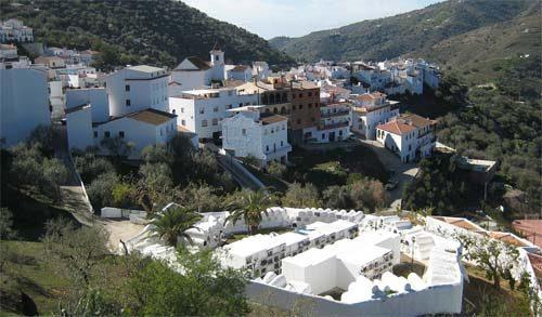 Sayalonga in Malaga