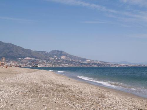 Beach of Fuengirola