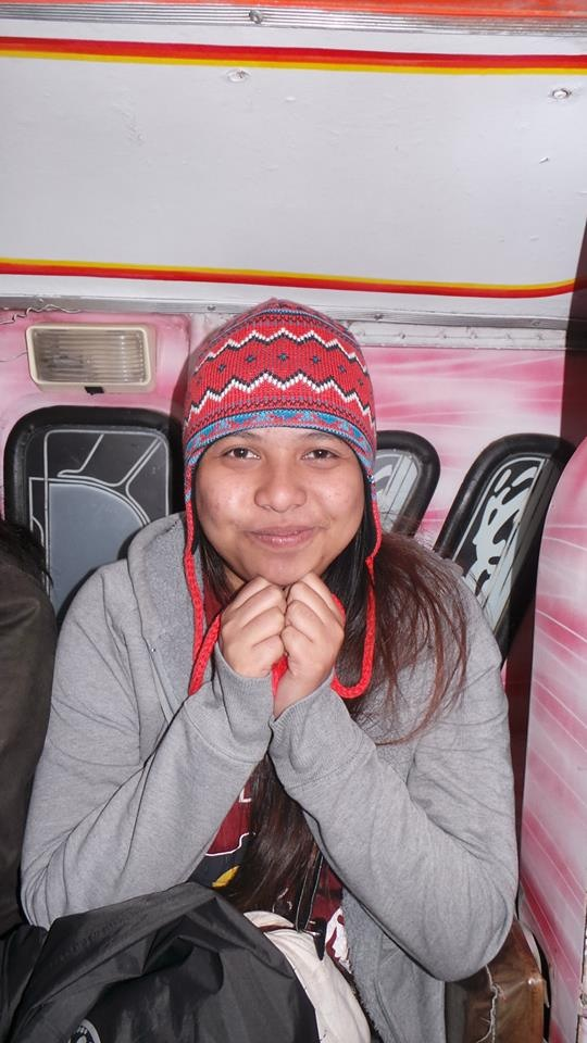 Long jeepney ride from Baguio to Kabayan, Benguet