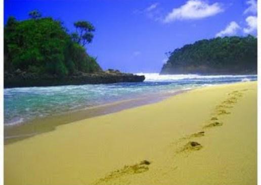 Pantai Joggring Saloko Malang