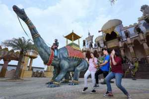 Life With Dino Jatim Park 3