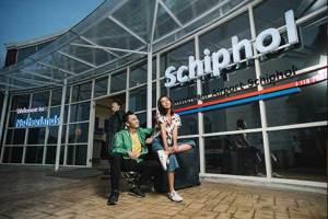 Zona Bandara Schipol Airport