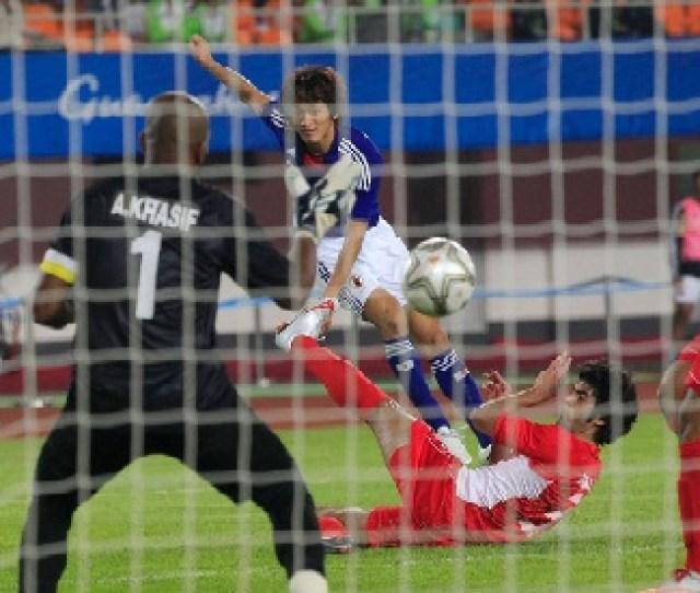 Japan Vs United Arab Emirates At Asian Games