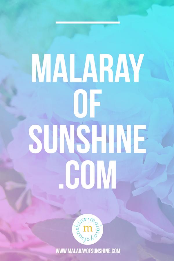 malarayofsunshine.com 💖